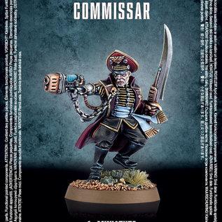 Games Workshop Commissar