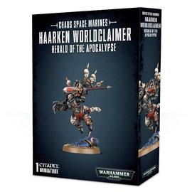 Games Workshop Haarken Worldclaimer