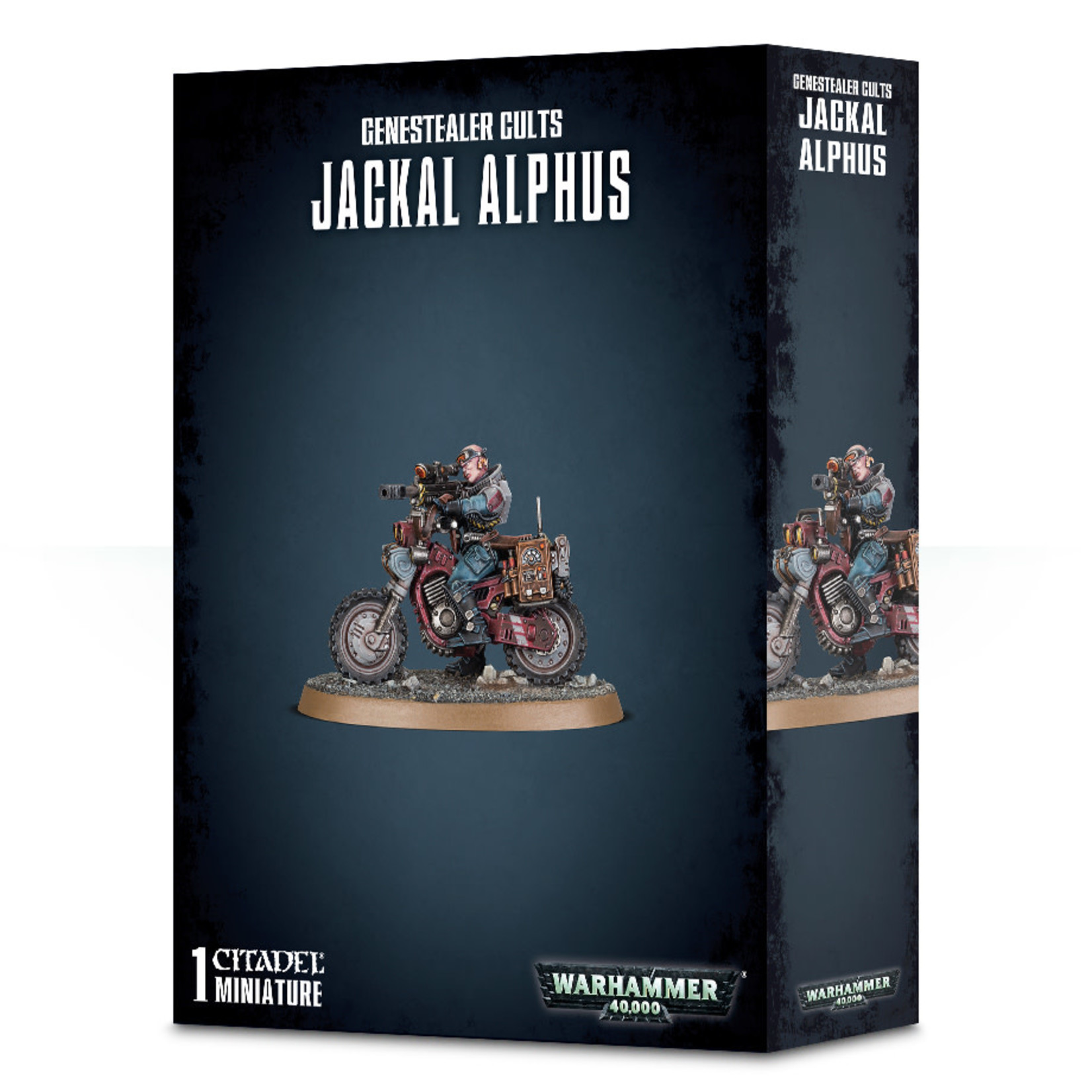 Games Workshop Jackal Alphus