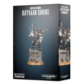 Games Workshop Kayvaan Shrike