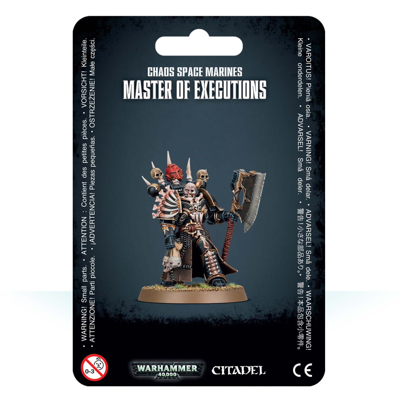 Games Workshop Master of Executions