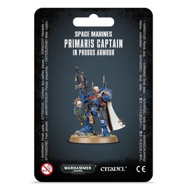Games Workshop Primaris Captain in Phobos Armour
