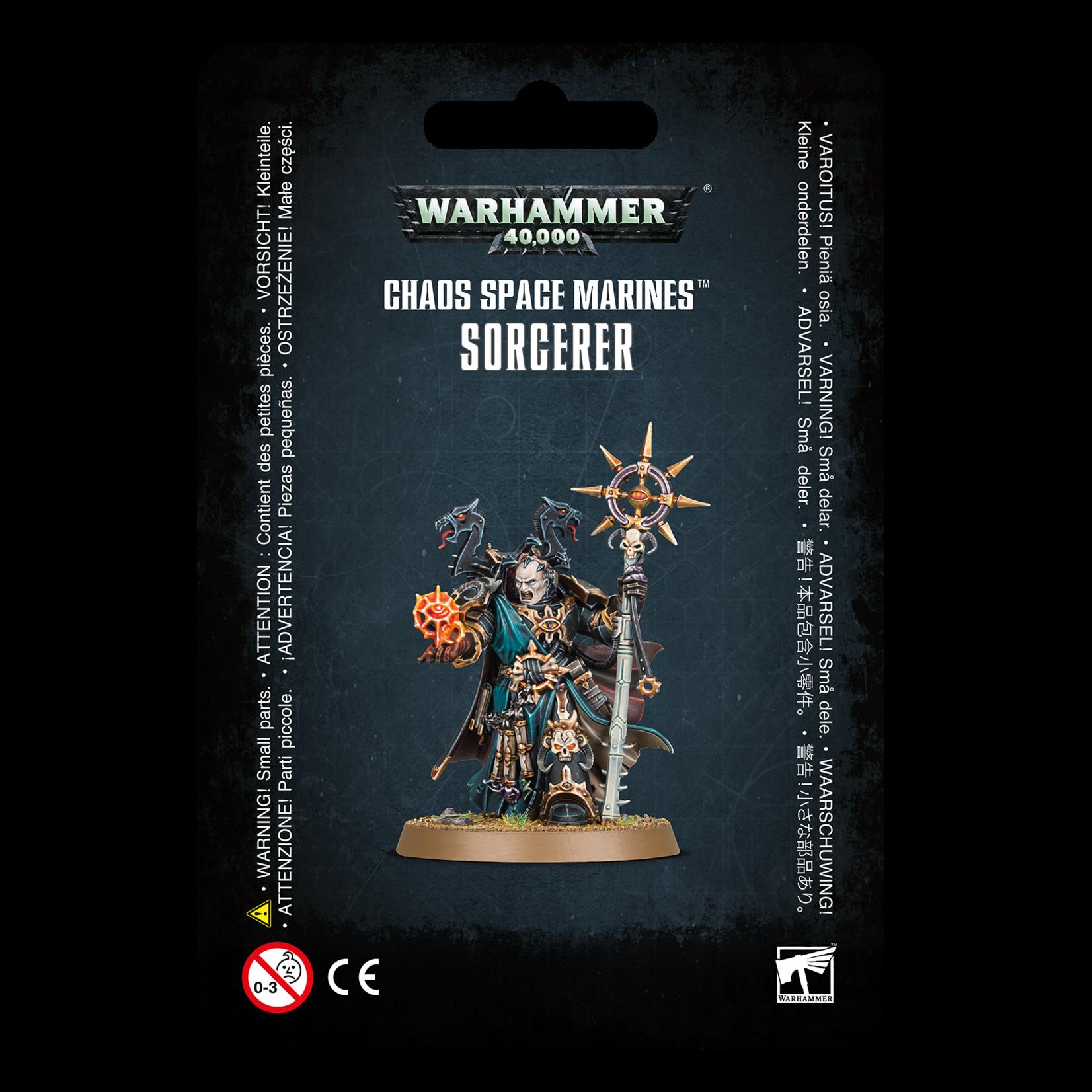 Games Workshop Sorcerer
