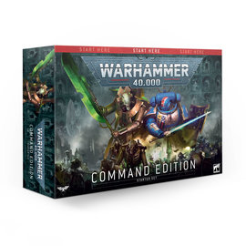 Games Workshop Warhammer 40k Command Edition Starter Set