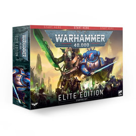 Games Workshop Warhammer 40k Elite Edition Starter Set