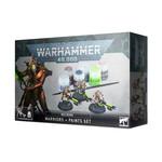 Games Workshop Warhammer 40k Necrons + Paint Set