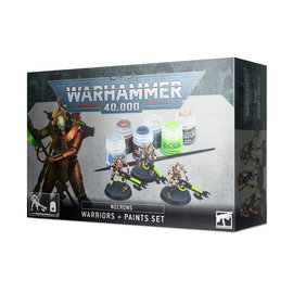Games Workshop Warhammer 40k Necrons + Paint Set