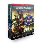 Games Workshop Warhammer 40k Recruit Edition Starter Set