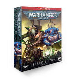 Games Workshop Warhammer 40k Recruit Edition Starter Set