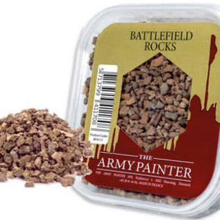 The Army Painter Basing: Battlefield Rocks (2019) - Army Painter