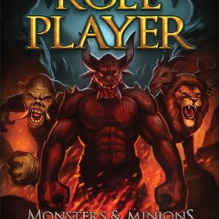 Roll Player: Monsters and Minions