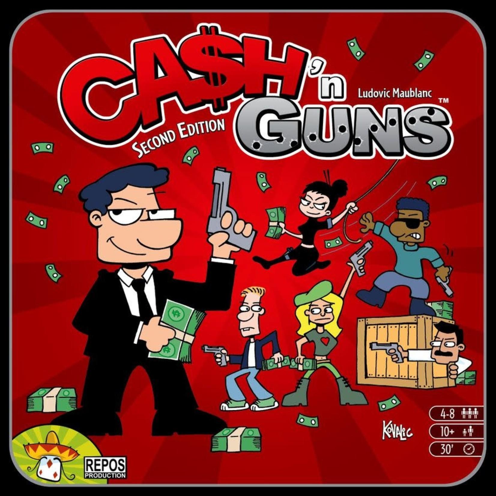 Asmodee Cash n Guns