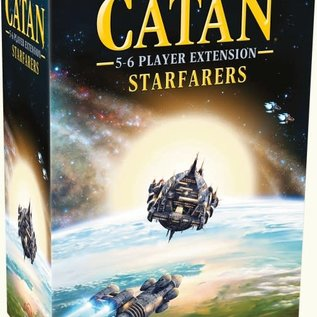 Catan Starfarers: 5-6 Expansion