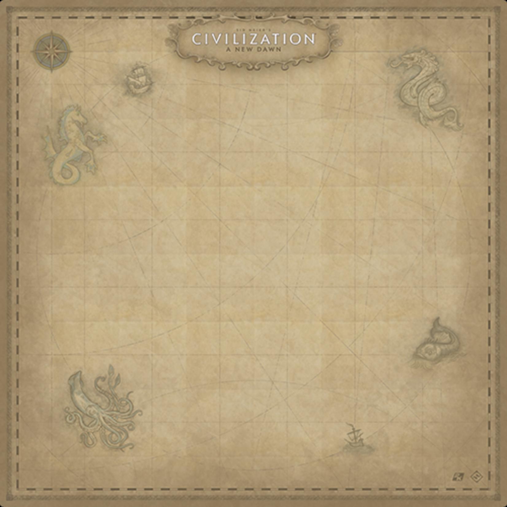 Civilization: A New Dawn Gamemat