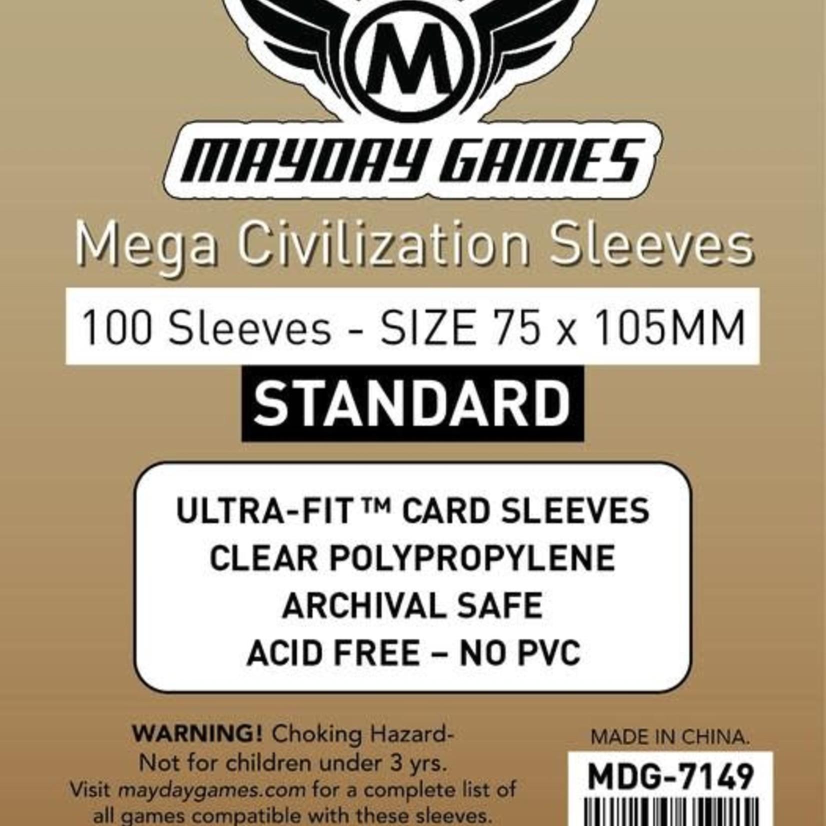 Mayday Games Mega Civilization Sleeves