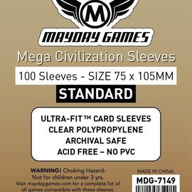 Mayday Games Mayday Games Mega Civilization Sleeves