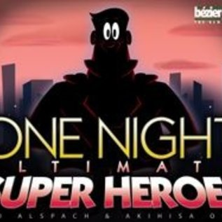 One Night Ulitmate Super Heroes