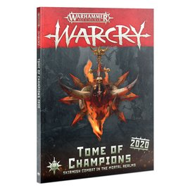 Games Workshop Tome of Champions 2020