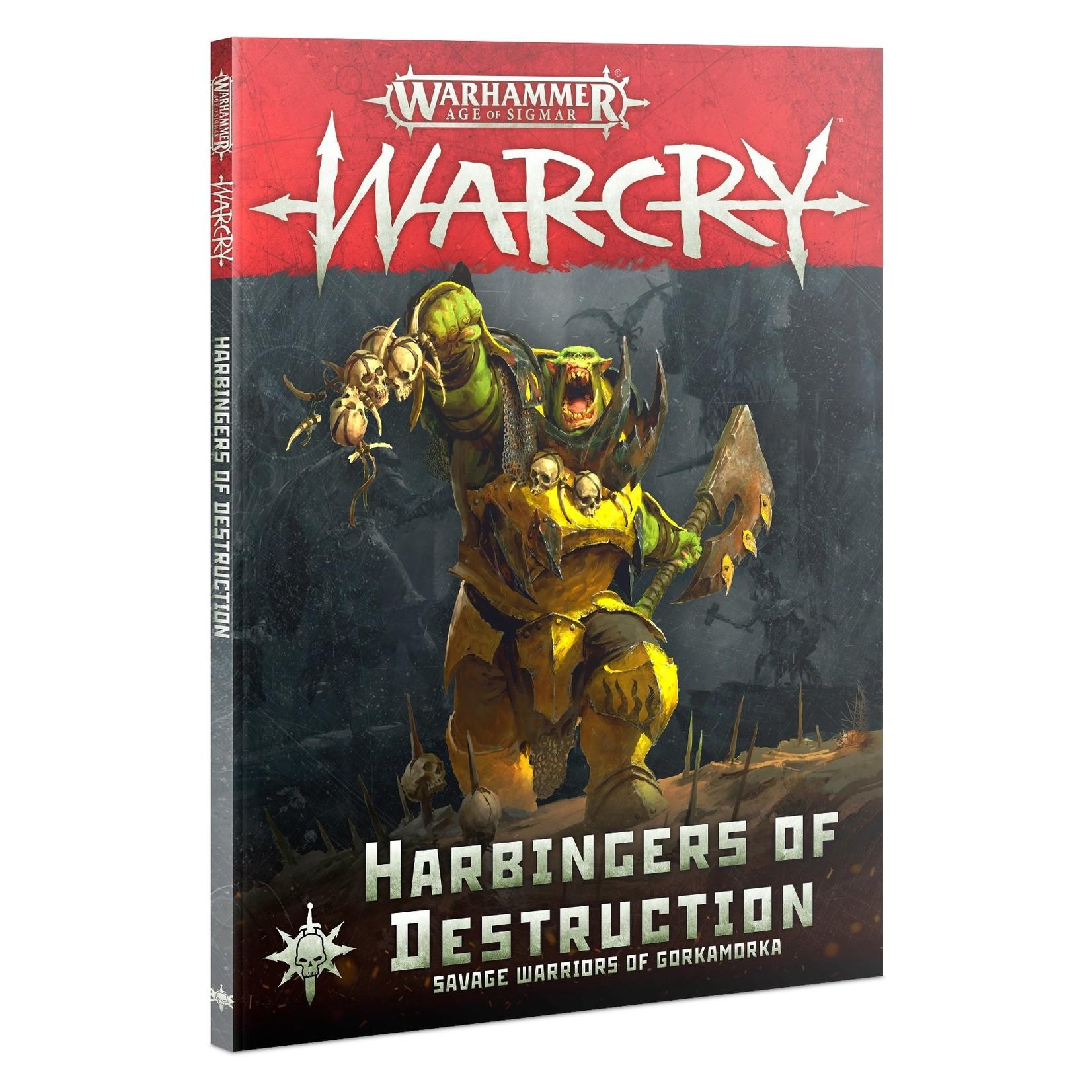 Games Workshop Harbingers of Destruction
