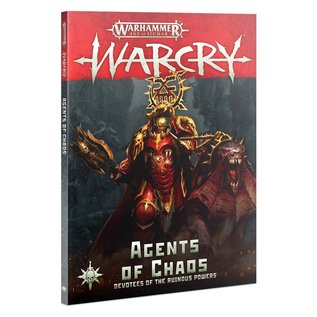 Games Workshop Agents of Chaos
