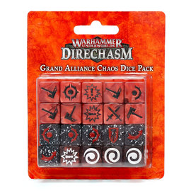 Games Workshop Grand Alliance Chaos Dice Pack