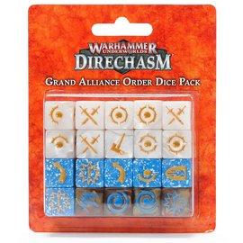 Games Workshop Grand Alliance Order Dice Pack