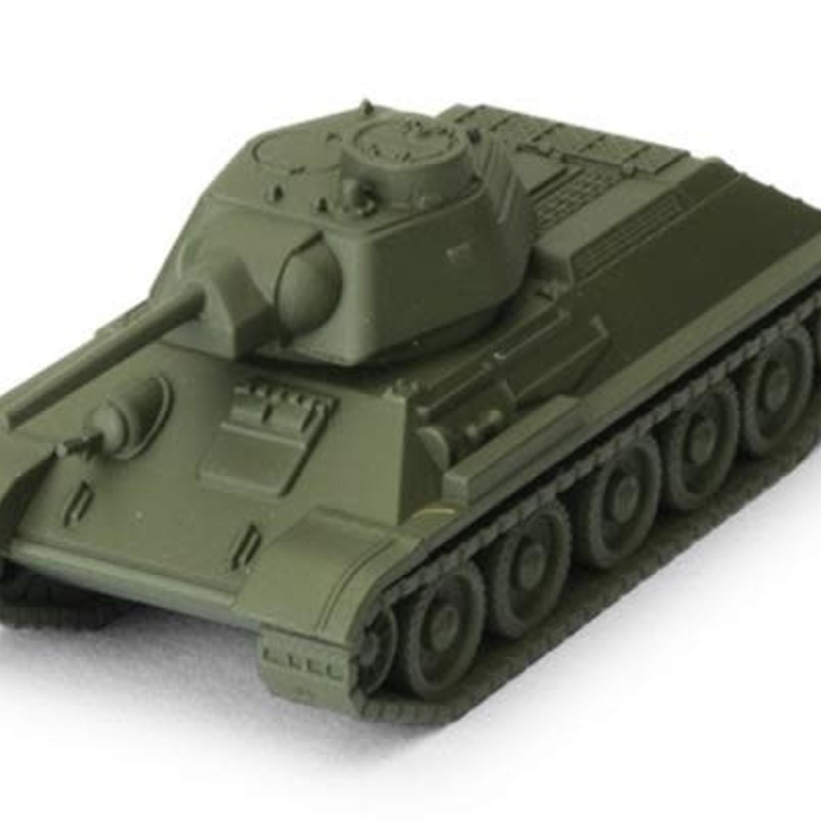 World of Tanks World of Tanks T-34