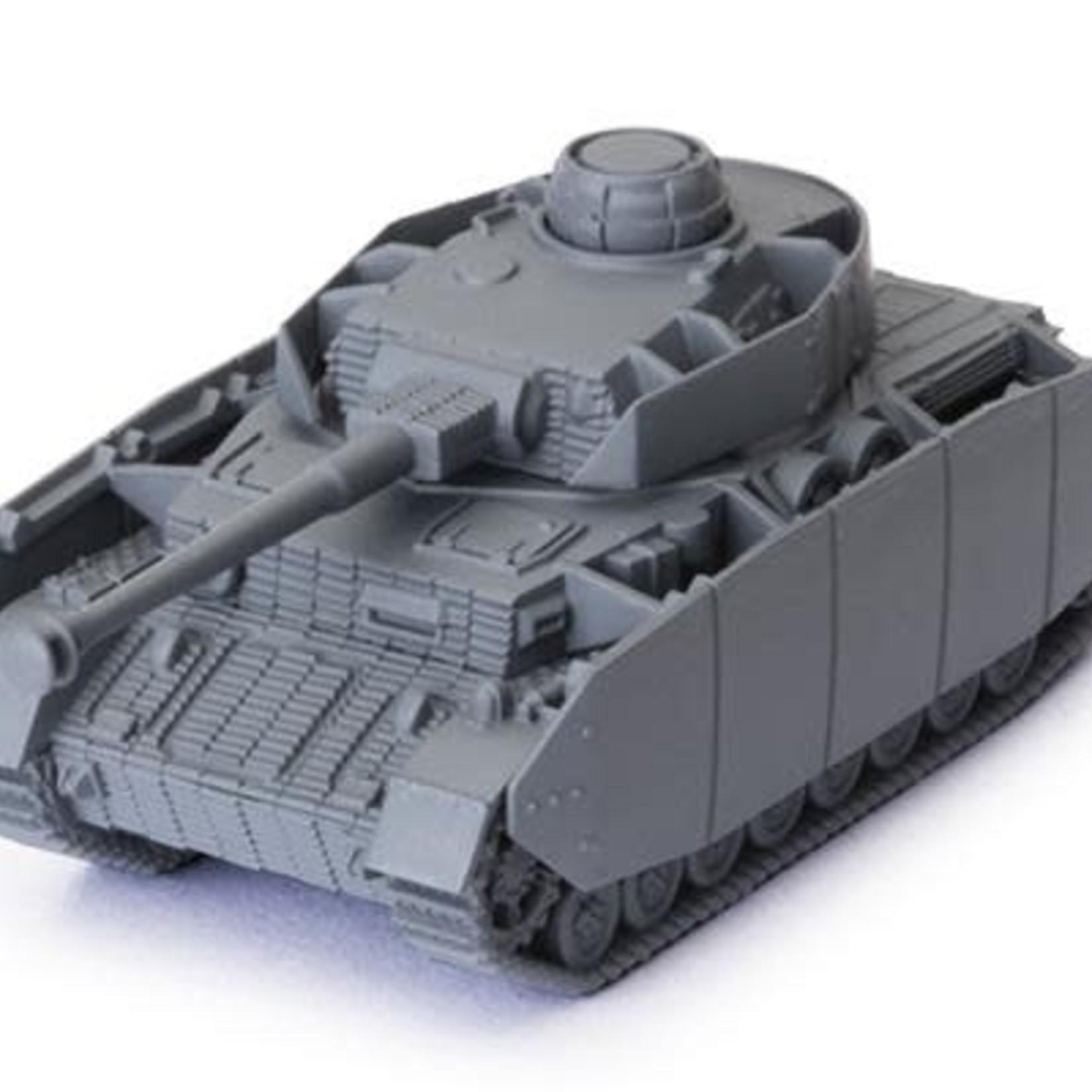 World of Tanks World of Tanks PZ KPFW IV AUSF H