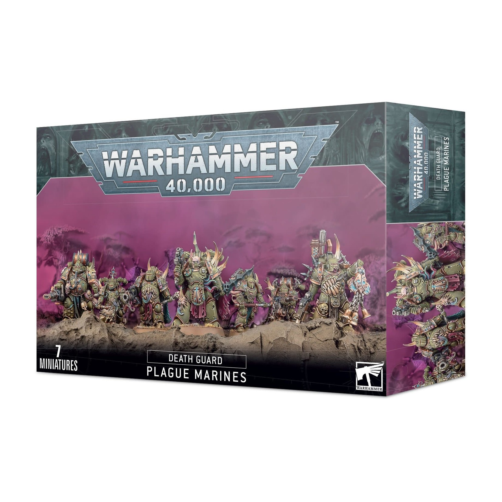 Games Workshop Plague Marines