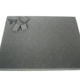 Four Inch Pluck Foam Tray Large