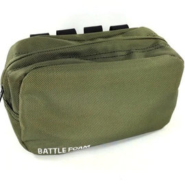 Battlefoam Ditty Bag Molle Accessory (Olive)
