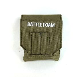 Battlefoam Grenade Pouch Molle Accessory (Olive)
