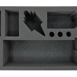 Battlefoam Marvel Crisis Protocol NYC Construction Site Terrain Pack Foam Tray