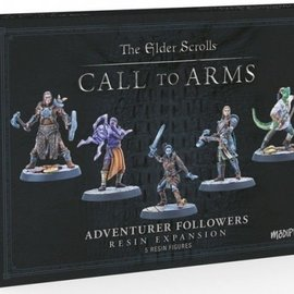 Call to Arms: Adventurer Followers