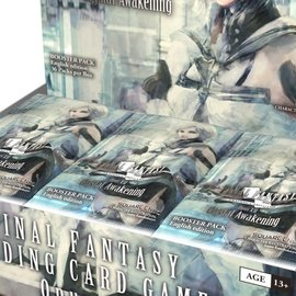 Square Enix Opus XII (12) - Crystal Awakening Booster Box Display