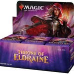 Wizards of the Coast Throne of Eldraine Draft Booster Box Display