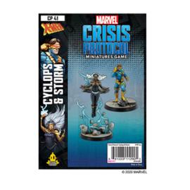 Crisis Protocol Cyclops & Storm