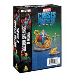Crisis Protocol Dr. Strange & Wong