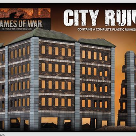 Battlefield In a Box City Ruins