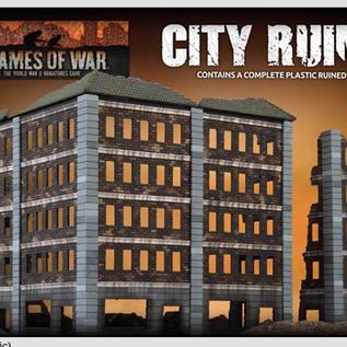 Battlefield In a Box City Ruins