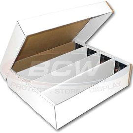 BCW Supplies 4K Storage Box