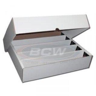 BCW Supplies 5K Card Storage Box