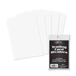 Ultra Pro Card Sleeves Dividers