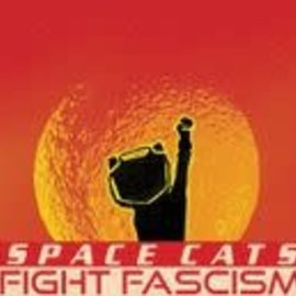 TESA Space Cats Fight Fascism