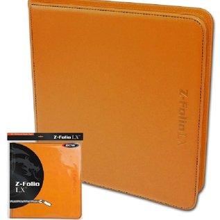 BCW Supplies 12-Pocket Z-Folio LX