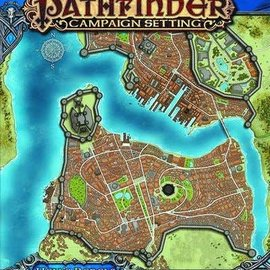 D&D Pathfinder: Map Folio Hell's Rebels