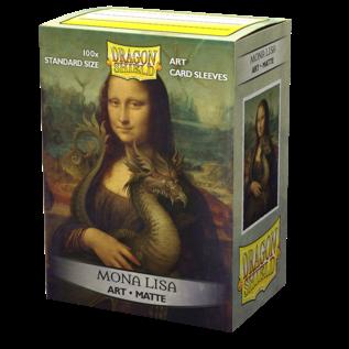 Dragon Shield Dragon Shield Art Matte Mona Lisa