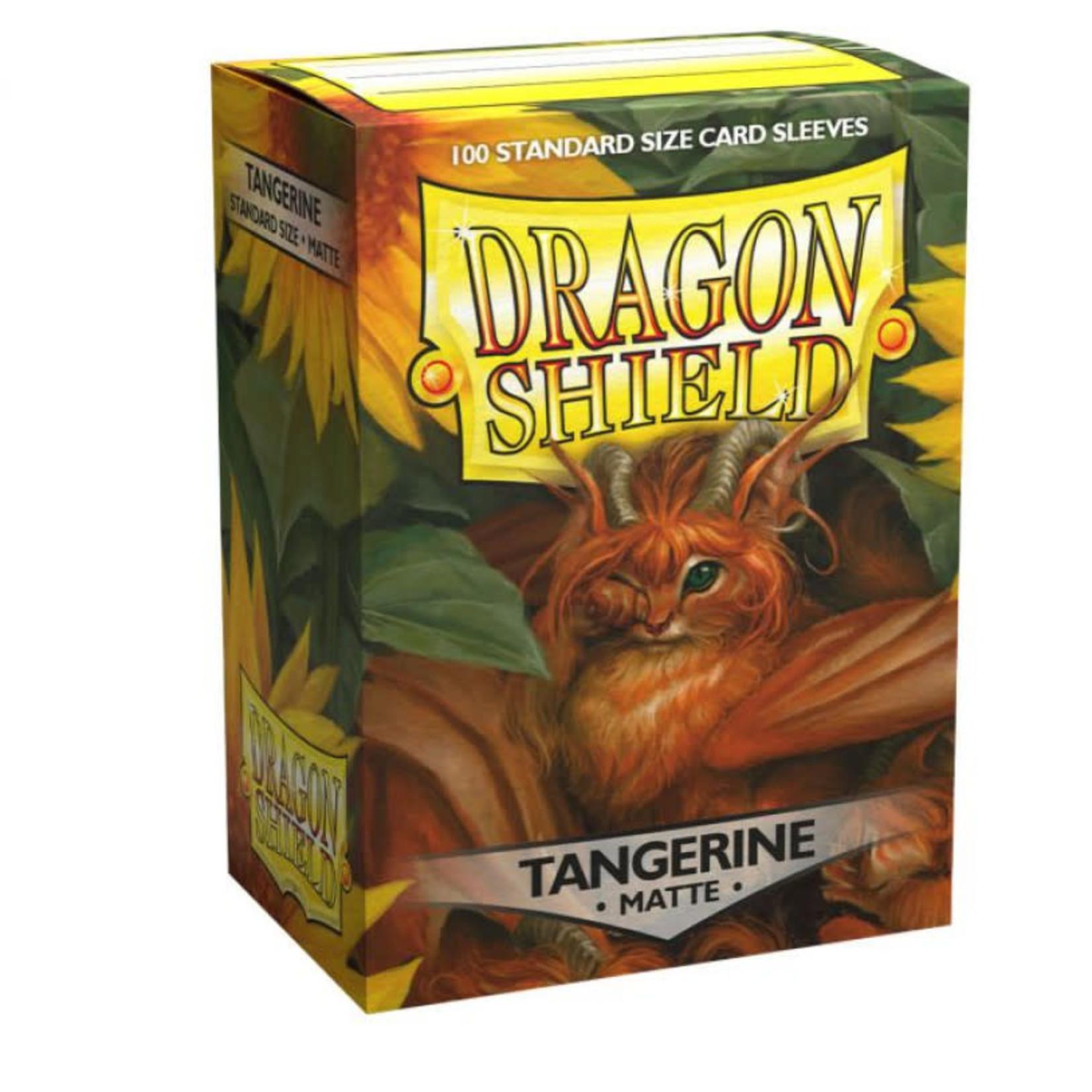 Arcane Tinmen Dragon Shield Matte Tangerine