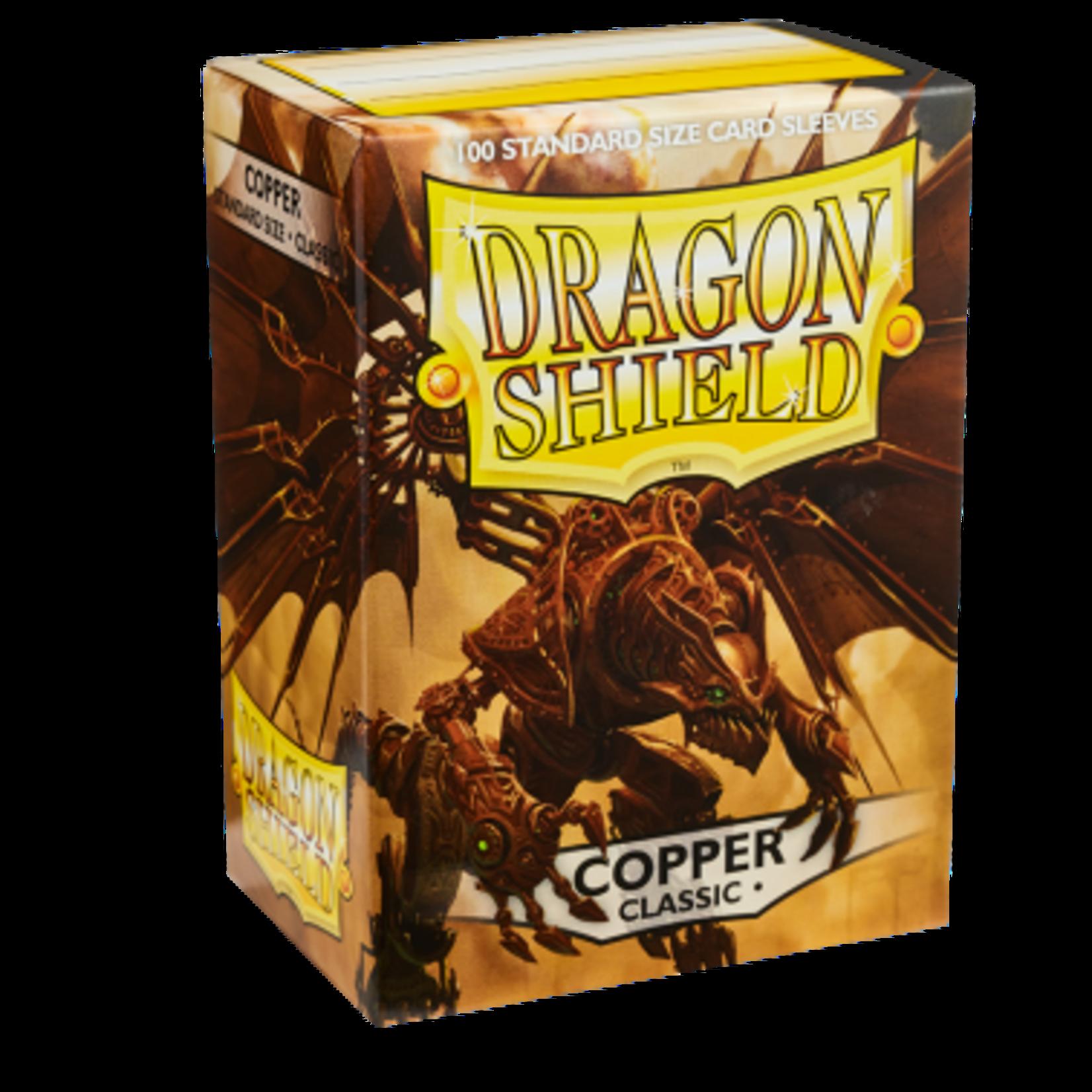 Arcane Tinmen Dragon Shield Classic Copper