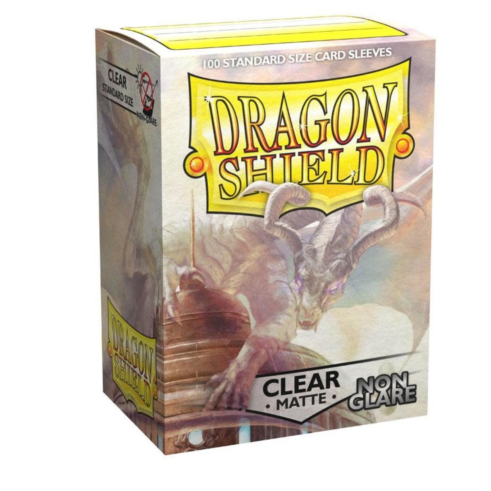 Arcane Tinmen Dragon Shield Matte Non-Glare Clear